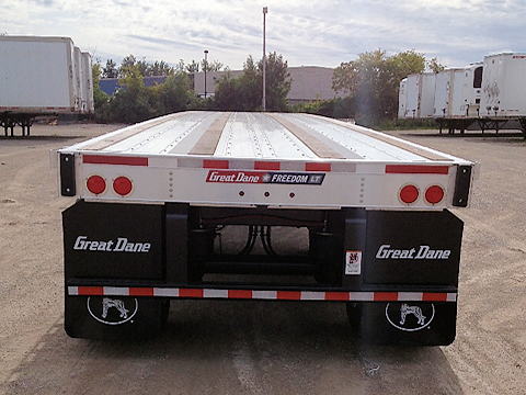 Great Dane Flatbed 48'